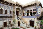 Snapshots of the haveli - with 18th century paintings all over, including your room!