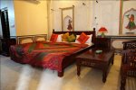 Rooms of the haveli!