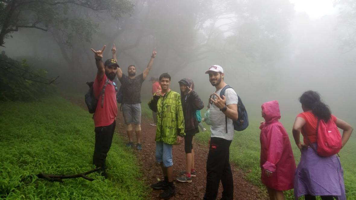 Forest trek in mumbai, fun in mumbai. weekend in mumbai