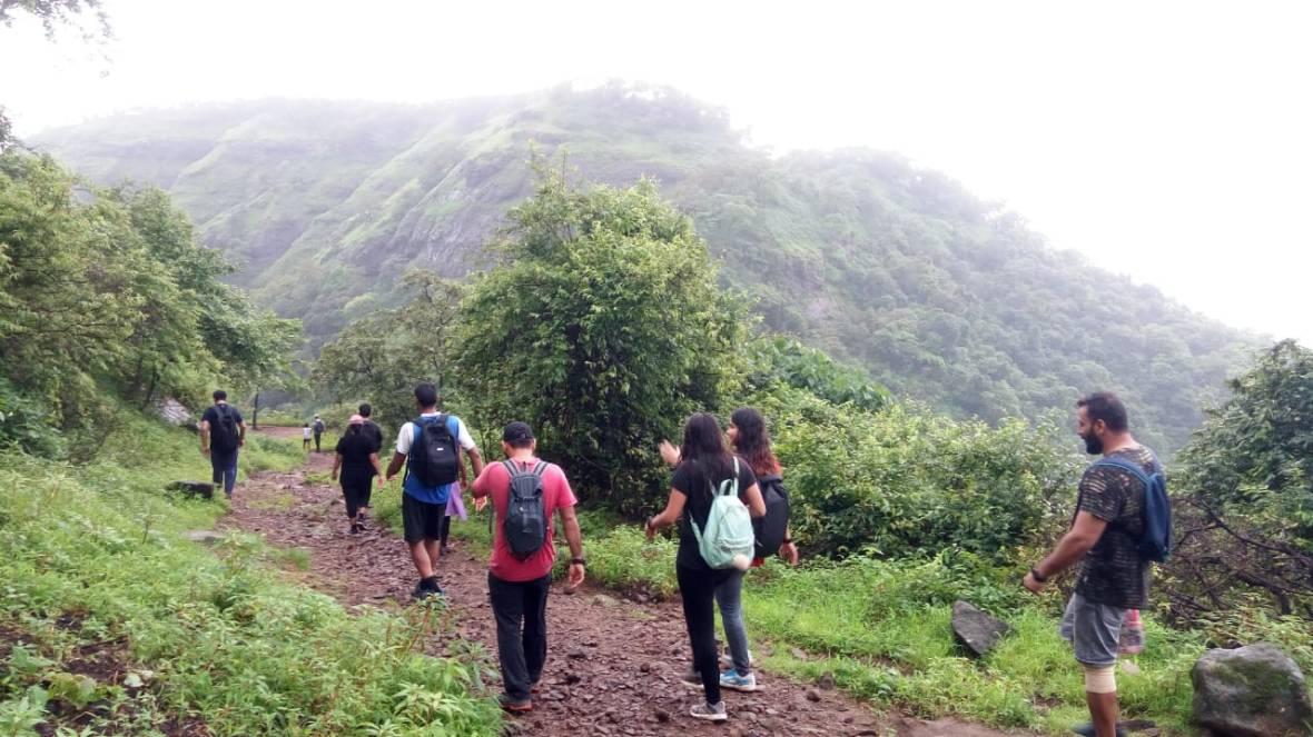 Weekend in mumbai, trekking in mumbai, tours in mumbai.